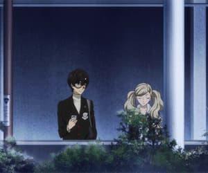 gif, persona 5, and ann takamaki image