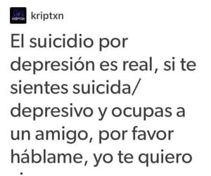 amigo, real, and suicidio image