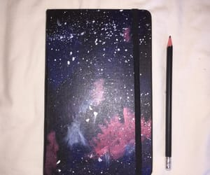 aesthetic, book, and journal image