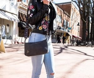 fashion, handbags, and women fashion image