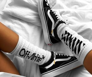 style, vans, and fashion image