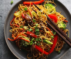 food, yummy, and asia image