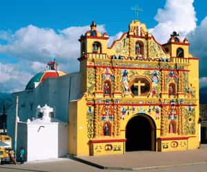 church, color, and guatemala image