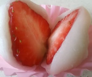 feed, soft, and strawberry image