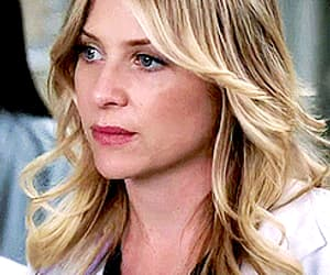gif, grey's anatomy, and arizona robbins image