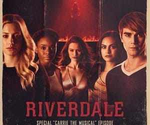 riverdale, kj apa, and betty cooper image