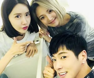 family, jung yunho, and girls' generation image