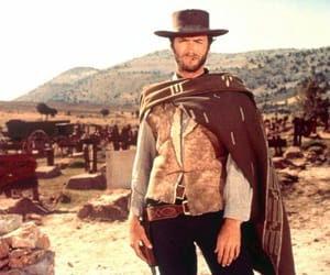 actor, clint eastwood, and western image