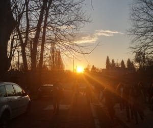 budapest, journey, and classmates image
