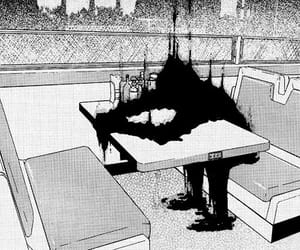 dark, horror, and manga image