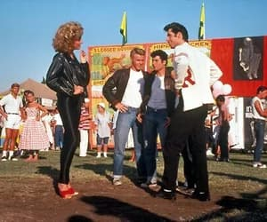 grease and John Travolta image