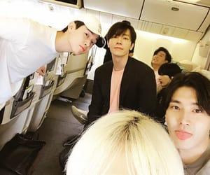 donghae, eunhyuk, and henry image