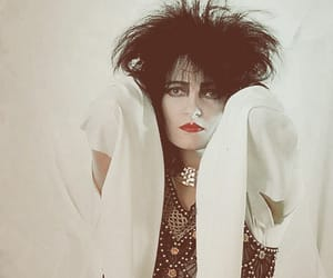 80's, siouxsie sioux, and gothic image