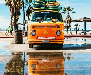 love colours, california, and Road Trip image
