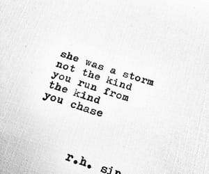 quotes, love, and storm image