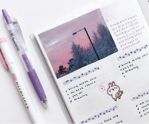 inspiration, journaling, and journals image