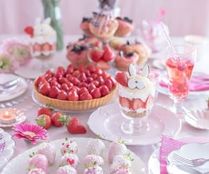 lovely, pink, and girly image