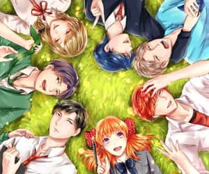article, cute, and nozaki-kun image