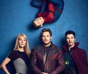 Marvel, pepper potts, and doctor strange image
