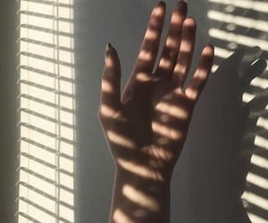 aesthetic, hand, and inspire image