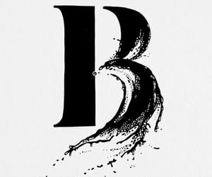 b, Letter, and كلمات image