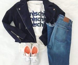 flatlay outfit jacket image