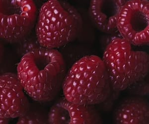 food, red, and fruit image