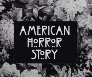 american horror story, ahs, and flowers image