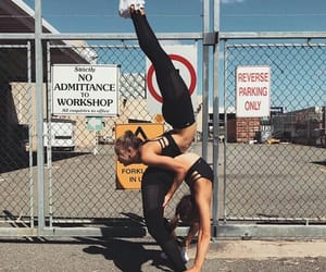 contortion, dancers, and danza image