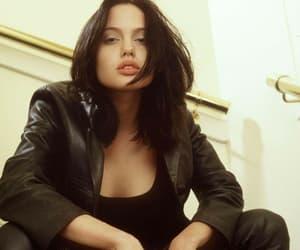 80s, 90s, and Angelina Jolie image