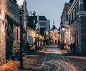 light, street, and travel image