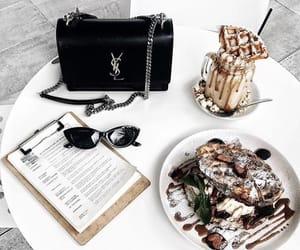 bag, food, and tareas image