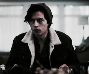cw, cole sprouse, and riverdale image