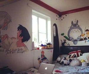 room and totoro image