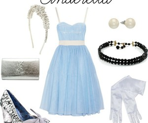 cinderella and outfit image