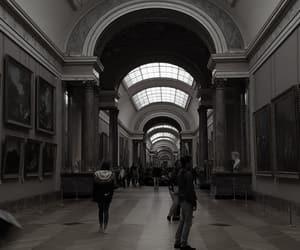 aesthetic, art, and black&white image