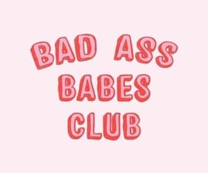 babes, club, and pink image