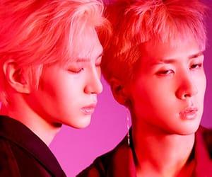 ken, Leo, and kpop image