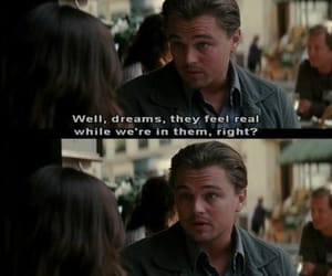 Dream, movie, and quotes image