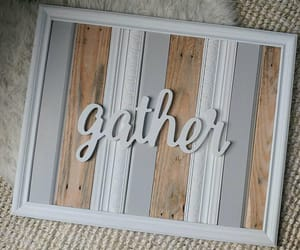 etsy, reclaimed wood sign, and wood pallet sign image