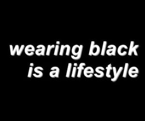 black, lifestyle, and quotes image