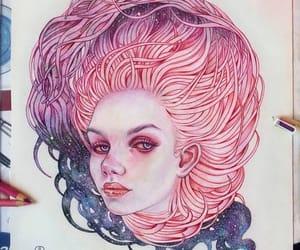 arte, colores, and ilustracion image