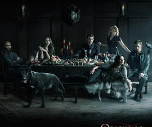 hybrid, witch, and klaus mikaelson image