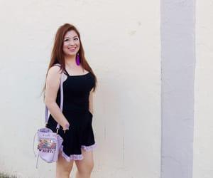 negro, short, and playera negra image
