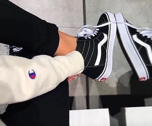 vans, champion, and clothes image