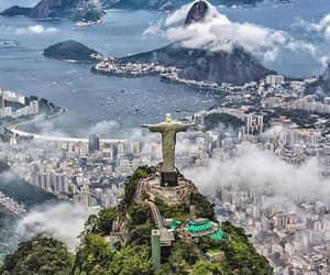 rio de janeiro, travel, and brazil image