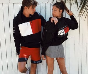 boyfriend and tommy hilfiger image