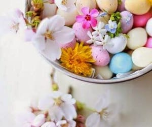 easter, spring, and colors image