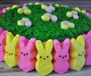cake, spring, and sweet image