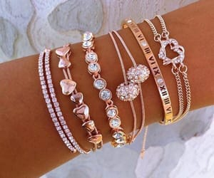 acessories, beautiful, and girls image